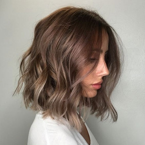 Trend latest alternatives about hairstyles for short wavy hair Style Short Wavy Hair Choices