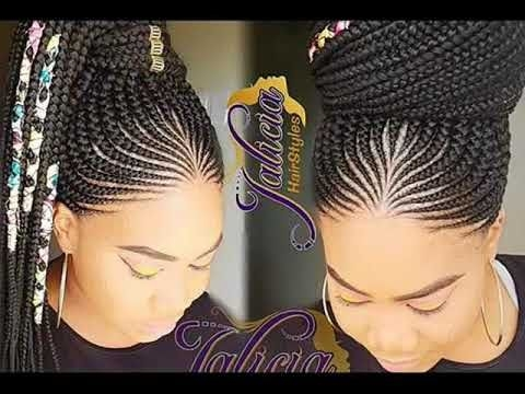 Trend latest braided hairstyles 2018 most inspiring hairstyles to Latest Hairstyle Braids Choices