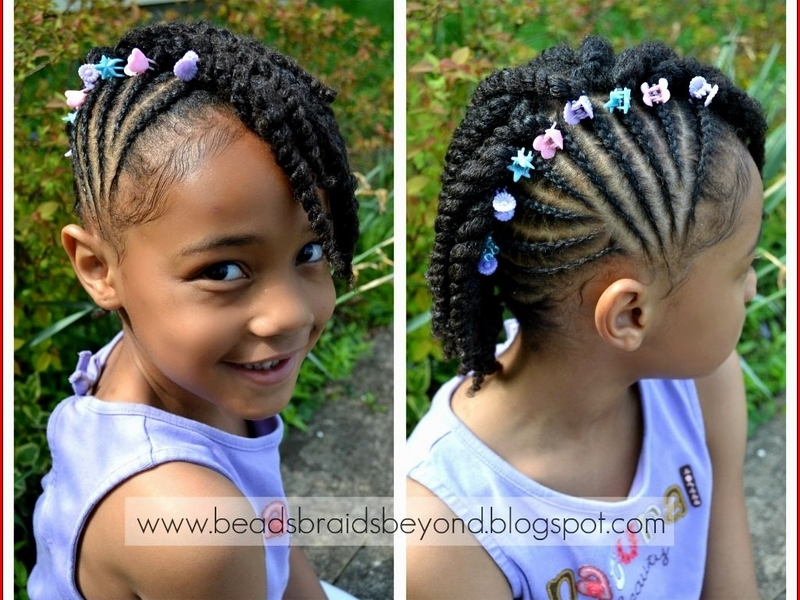 Trend little girl braid styles and ideas best kids hairstyle African American Little Girl Braid Styles Ideas