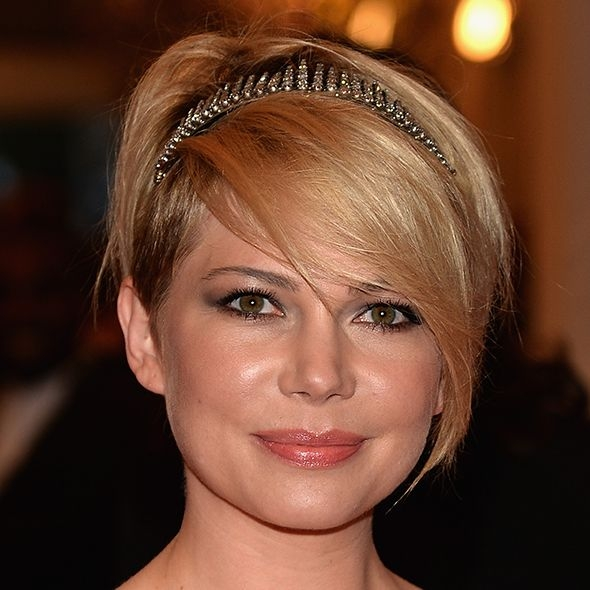Trend party hairstyle ideas for short hair celebrity short haircuts Party Ideas For Short Hair Choices
