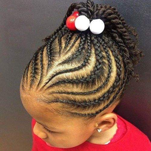 Trend pin on althea Kids Hair Braid Styles Inspirations
