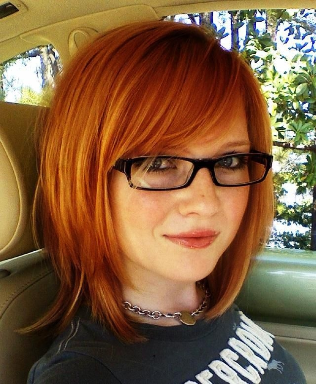 Trend pin on beauty Long Hair With Short Layers And Side Fringe Choices