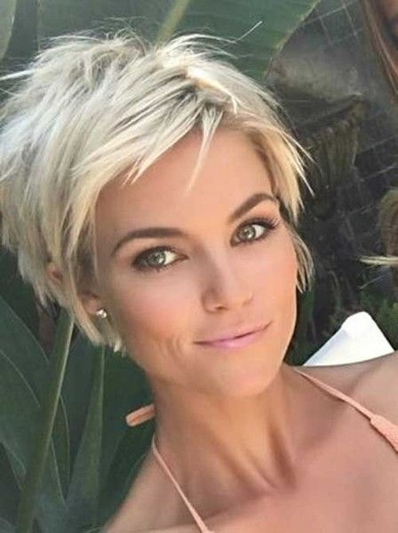 Trend pin on chic short hair styles Short Spunky Hair Styles Inspirations