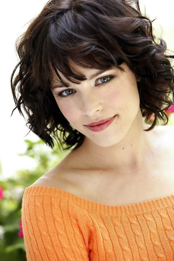 Trend pin on hair Cute Short Haircuts For Thick Curly Hair Inspirations