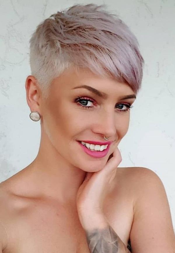 Trend pin on hair ideas Short Hair Styles For White Women Ideas