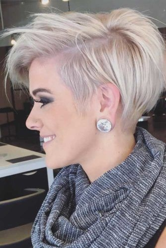 Trend pin on hair ideas Trendy Short Hairstyles For Thick Hair Ideas