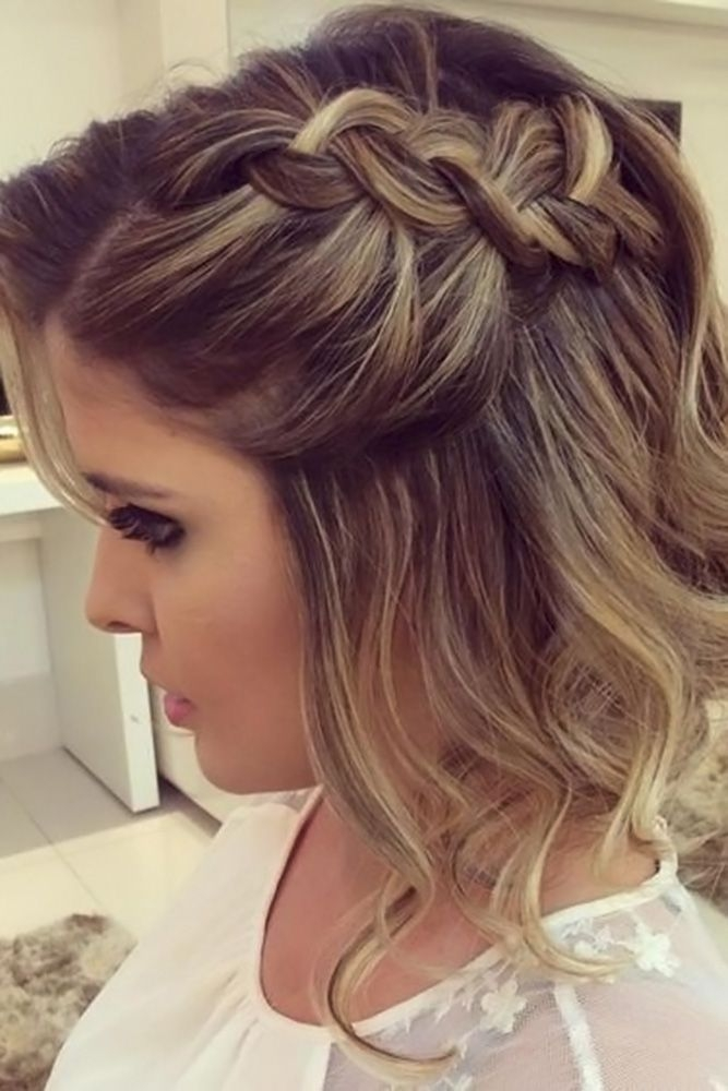 Trend pin on hair make up nails Bridal Hairstyles For Short Hair Pinterest Choices