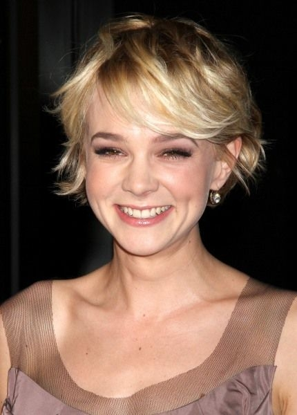 Trend pin on hair obsession Actresses With Short Hair Styles Ideas