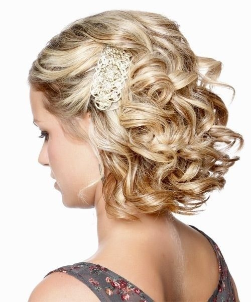 Trend pin on hair Short Hairstyle For Maid Of Honor Ideas