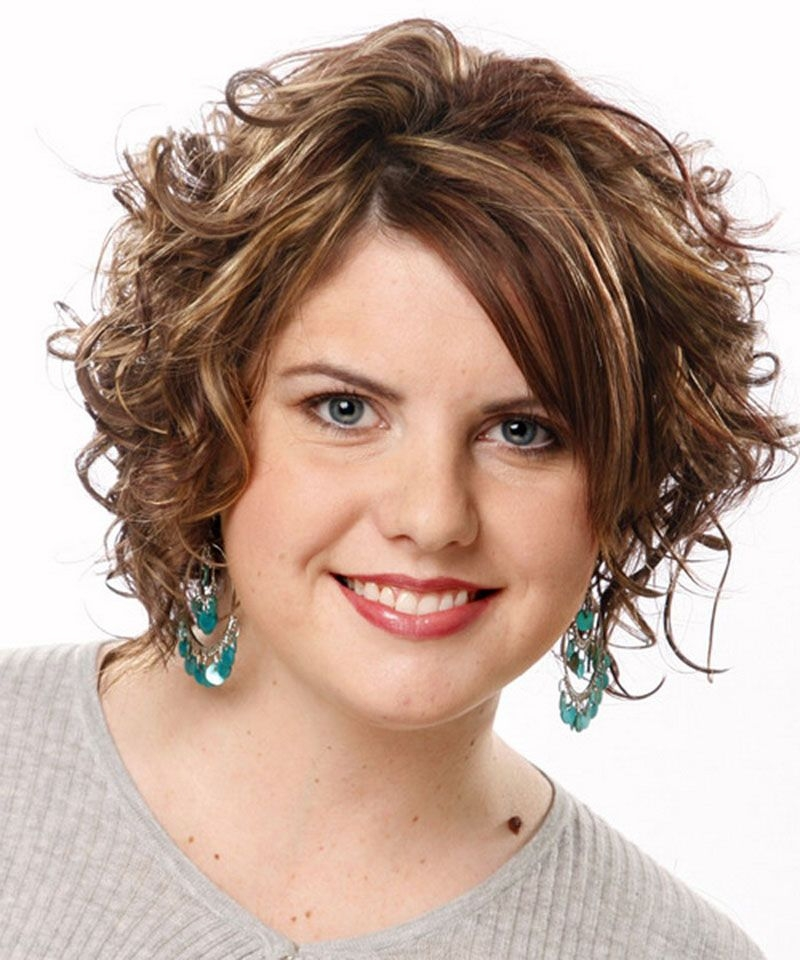Trend pin on hair styles and care Short Haircuts For Fat Women Choices