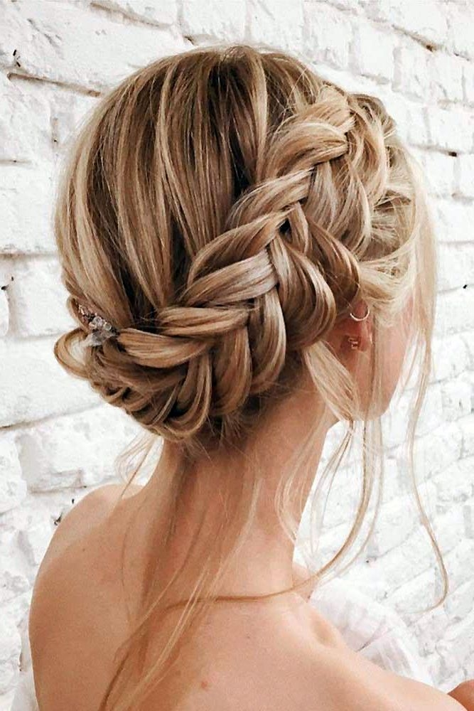 Trend pin on hair styles Formal Hairstyles For Medium Hair With Braids Ideas