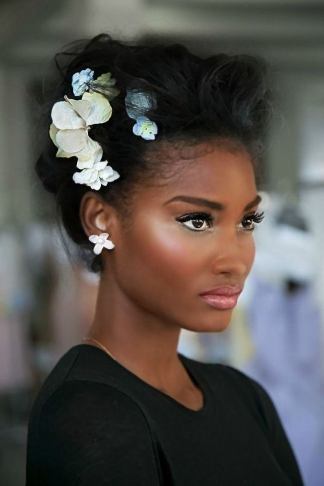 Trend pin on melanin be poppin Vintage Wedding African American Hair