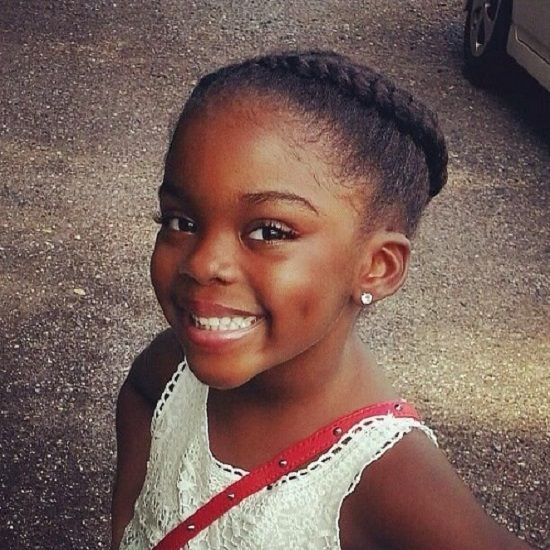 Trend pin on natural hair nothing but curls Cute Black Girl Hairstyles For Short Hair Choices