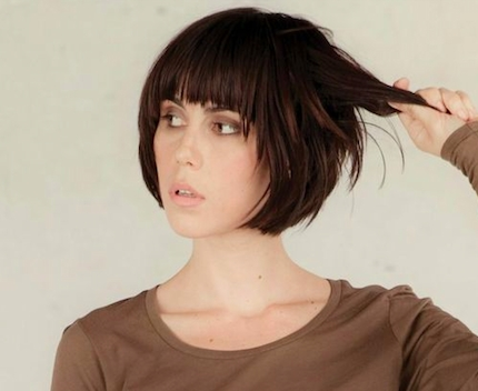 Trend pin on style Cute Short Bob Hairstyles With Bangs Ideas