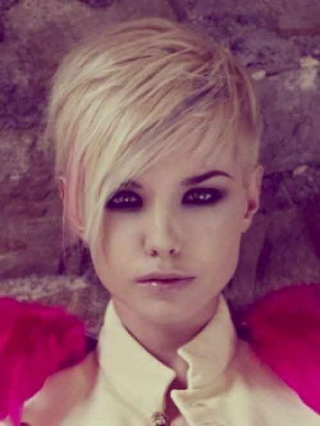 Trend pin on styles we love Very Short Asymmetrical Haircuts Choices