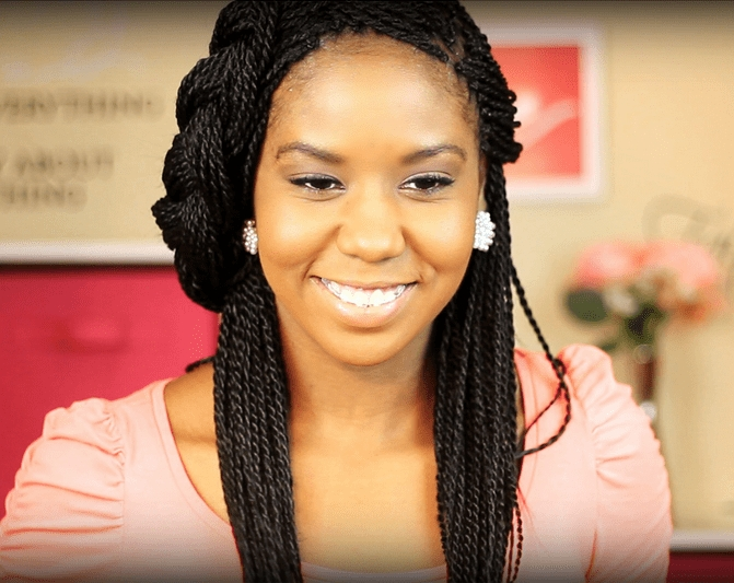 Trend senegalese twist hairstyles how to do hair type pictures Senegalese Hair Braiding Styles Ideas