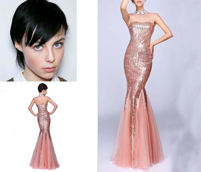 Trend short hair for prom dresses fashion dresses Cute Hairstyles For Short Prom Dresses Ideas