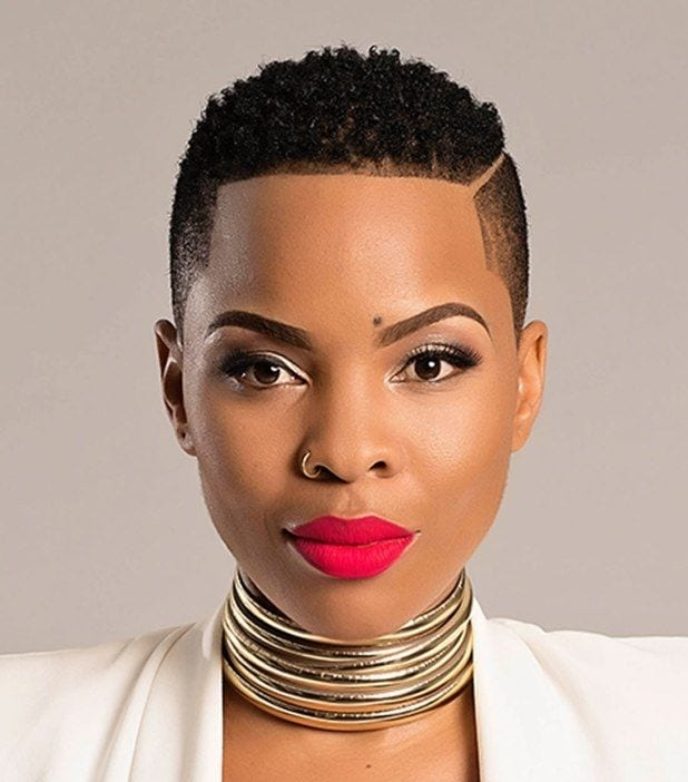 Trend short natural haircuts for black females African American Women Natural Hairstyles
