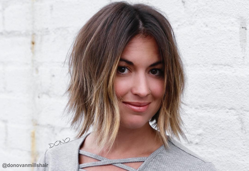Trend top 9 medium short haircuts for women in 2020 Medium To Short Hair Styles Inspirations