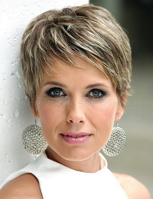 Trend we find a short hairstyle for older woman with fine thin Find Short Haircuts Choices