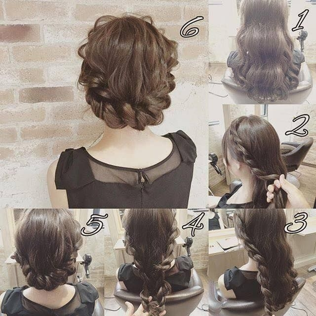 trendy hairstyle fashionable braid hairstyle for shoulder Fashionable Braid Hairstyle For Shoulder Length Hair Choices