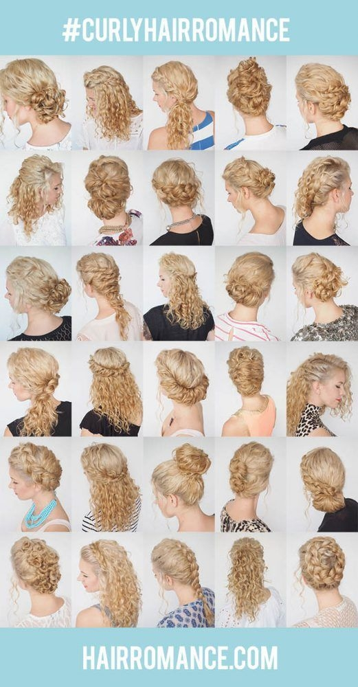 untitled hair challenge curly hair styles curly hair Easy Everyday Hairstyles For Short Curly Hair Ideas