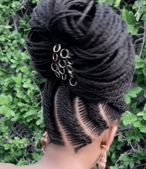 updo braided hairstyles jalicia hairstyles inveigle Cornrow Hairstyles Jalicia Hairstyles