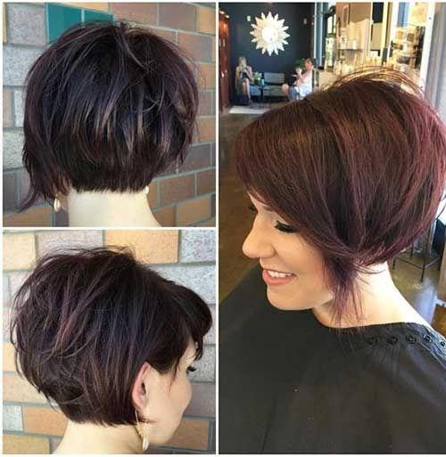 very trending stacked bob haircuts bob haircut and Short Stacked Hair Styles Ideas