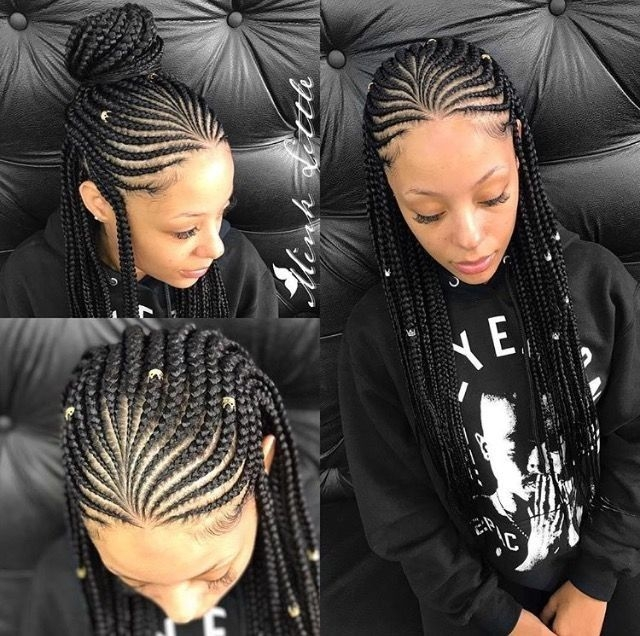 whats not to love about these 30 cornrow braids hairstyles Cornrows Hairstyles For The Wedding