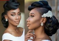 14 classy african american hairstyles for weddings the Natural Hair Wedding Styles African American