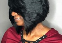 15 captivating bob hairstyles for black women 2020 trends African American Feathered Bob Hairstyles Designs