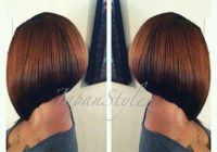 15 chic short bob hairstyles black women haircut designs AfricanAmerican Bob Hairstyles