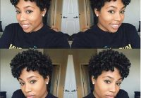 15 short natural haircuts for black women Short Hairstyles For Thick African American Hair Designs