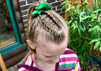 170 cutest braided hairstyles for little girls 2020 trends Hair Styles Braids For Little Girls Choices