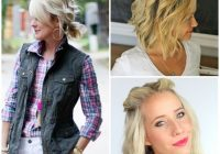 18 easy styles for short hair Tips For Styling Short Hair Ideas