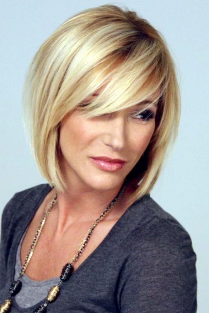 Permalink to 10 Awesome Cute Hairstyles For Short Hair With Side Bangs And Layers Gallery