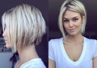20 best short hairstyles for thick hair 2019 fashion getup Best Hairstyles For Short Thick Hair Inspirations