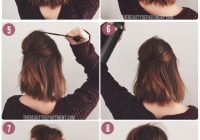 20 fabulous half up half down hairstyles for 2016 photo Easy Half Up Half Down Hairstyles For Short Hair Ideas