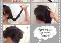20 hairstyles to sleep in ideas hair hacks long hair Ways To Braid Your Hair Before Bed Inspirations