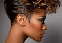20 hot and stylish short hairstyles for african american Pictures Of Short Hairstyles For African American Women
