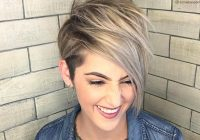 21 short choppy haircuts women are getting in 2020 Short Razored Haircuts Ideas