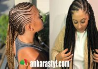 22 perfect african hair braiding styles 2020 for black girl African Hair Braids Styles Pictures Choices