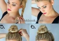 22 quick and easy back to school hairstyle tutorials Easy Hairstyles For Short Hair To Do At Home For School Inspirations