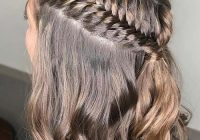 23 quick and easy braids for short hair page 2 of 2 Easy Fishtail Braid For Short Hair Ideas