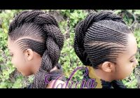 24 simple unique cornrow design side roll freestyle Cornrow Hairstyles Jalicia Hairstyles