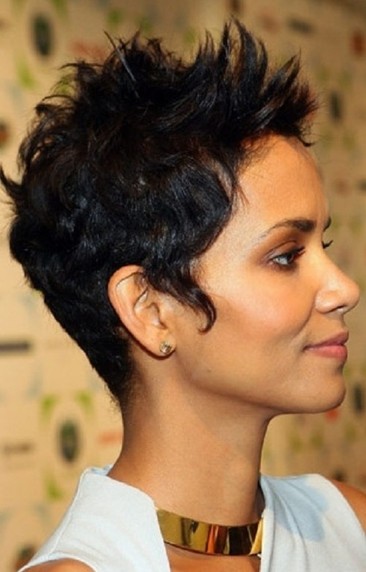Permalink to Cozy Latest African American Short Hairstyles