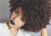25 gorgeous african american natural hairstyles popular Natural African American Hair Styles Designs