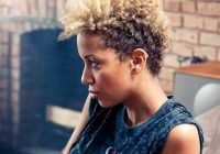 25 short curly afro hairstyles Styling Short Curly African American Hair Designs