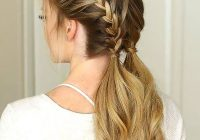 30 best braided hairstyles for women in 2020 the trend spotter Different Styles Of Braids For Long Hair Ideas