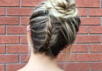 30 prettiest prom updos for long hair for 2020 Prom Hairstyles For Long Hair Updos With Braids Inspirations